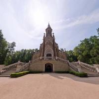 Schwarzenbergská hrobka v Domaníně