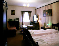 Luxusní pokoje